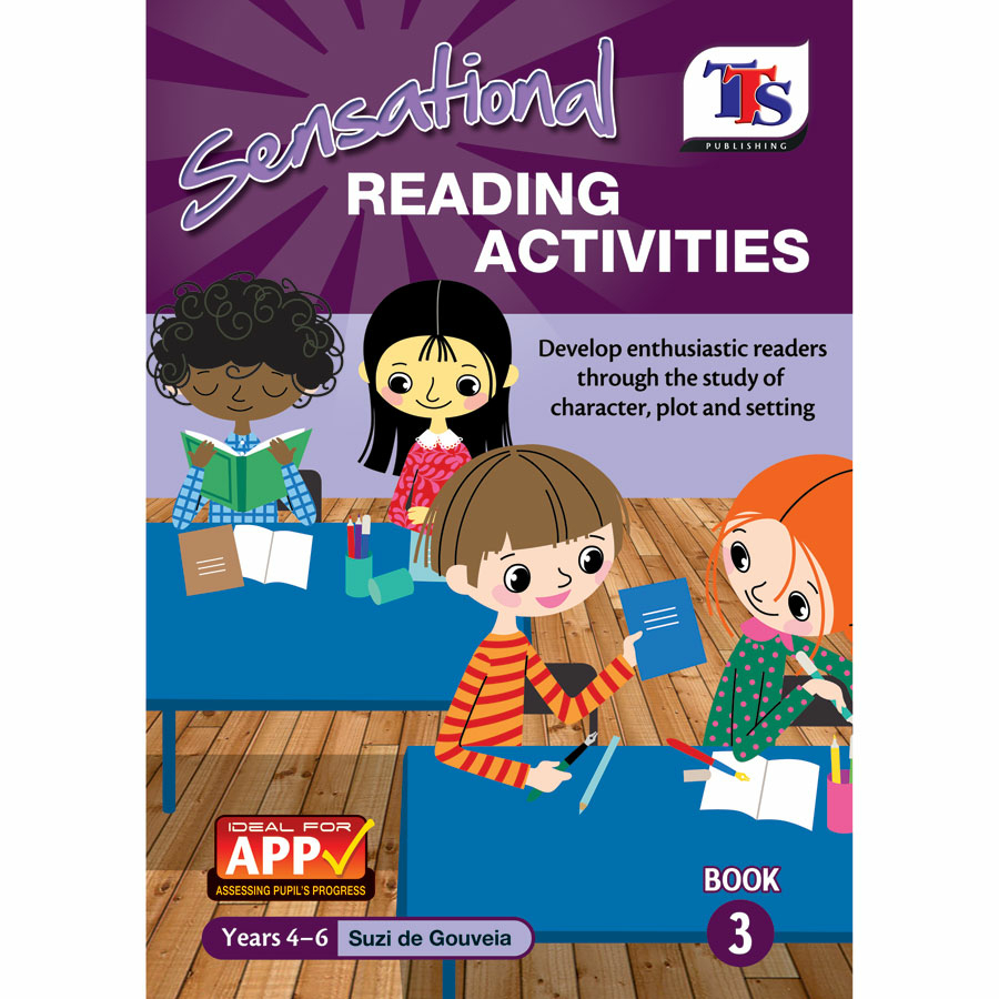 Buy Sensational Reading Activities Teacher Guide Tts