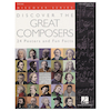 Great Composers Posters 24pk  small