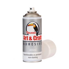 Spray Mount Adhesive 400ml  medium