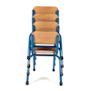 Copenhagen Classroom Chair 210mm Blue  small