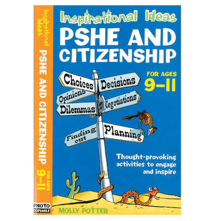 PSHE and Citizenship Ideas Books  large