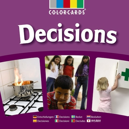 Decisions Photographic Cards and CD 30pk  large