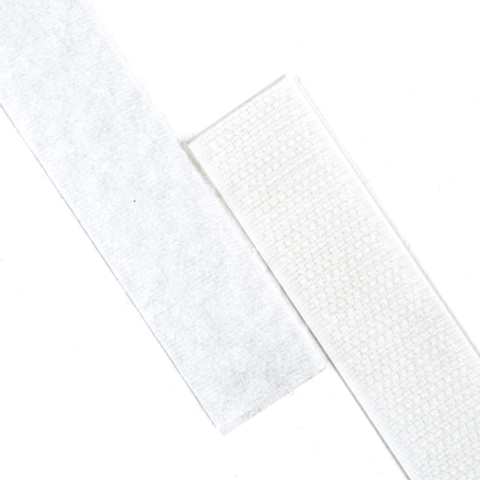Self Adhesive Hook and Loop Strip 10m  large
