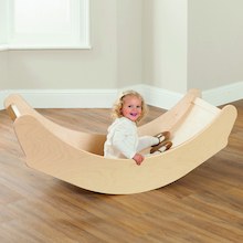 3 in 1 Wooden Rocker  medium
