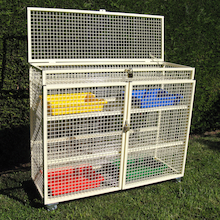 Secure Storage Trolleys  medium