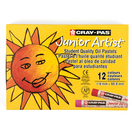 Cray Pas Oil Pastels  Assorted  large