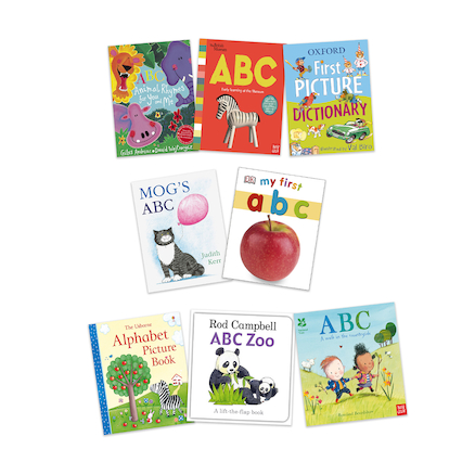 Alphabet Books  large