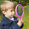 Giant Plastic Magnifying Lenses 6pk  small