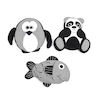 Black and White Animal Cushions Buy All and Save  small