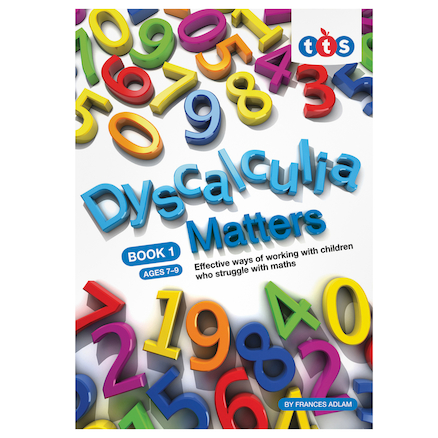 Dyscalculia Matters Activity Book Ages 7\-9  large