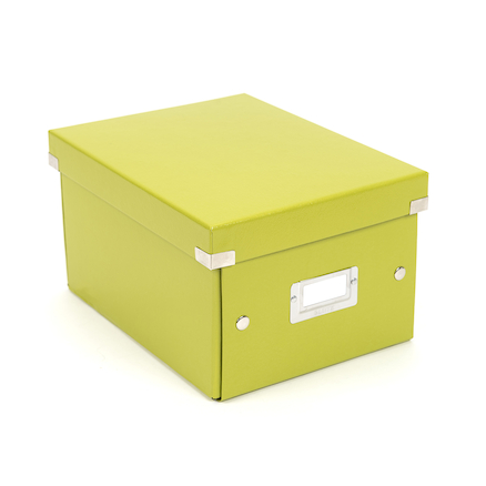 Leitz Click \x26 Store Universal Box Small Green  large
