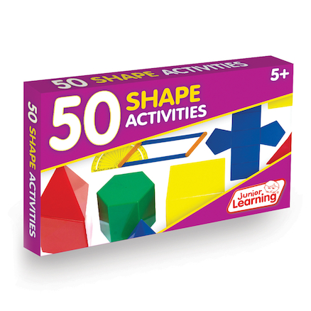 50 Shape Activities  large