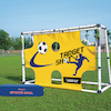 Football Goal with Shooting Target L183 x W130  small