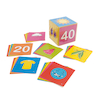 Spanish Vocabulary Dice Insert Cards Set A  small