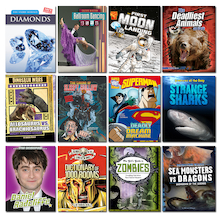 KS3 Accelerated Reader Level 3-5 Books 12pk  medium