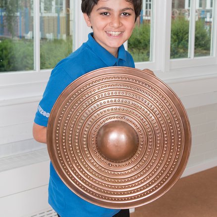 Bronze Age Shield  large