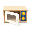 Wooden Role Play Microwave  small