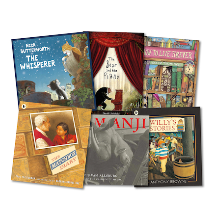 KS2 Picture Books 6pk  large