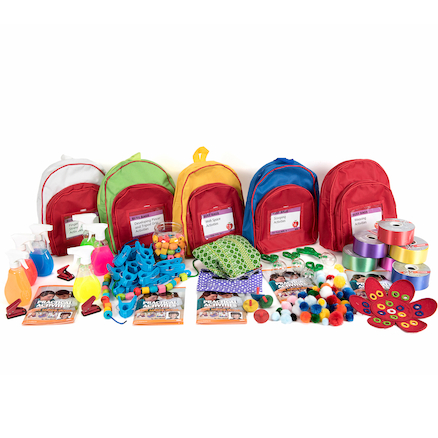 Alice Sharp Take Home Bags Fine Motor Offer  large