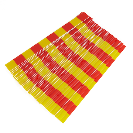 Pupils Coloured Counting Strips 35pk  large