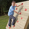 Wooden Climbing Prism with Standard Delivery  small