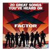 X Factor Songs Book  small
