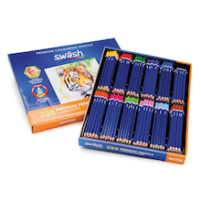 Blendable Colouring Pencils Assorted 288pk  medium