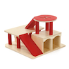 Small World Toddler Wooden Garage  small