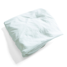 Cotton Jersey Fitted Cot Sheet White 120 x 60cm  medium