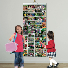 Hanging Photo Display Pockets  medium