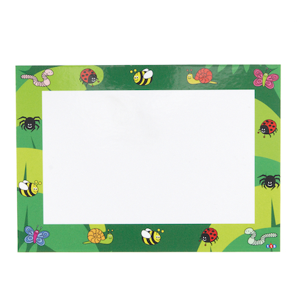 Themed Whiteboards Provocations A4 Dry Wipe 30pk  large