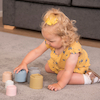 Bio Plastic Baby Stacking Cups  small