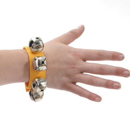 Music And Dance Wrist Bells  large