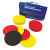 Magnetic Two Colour Counters 20pcs Teacher  small