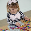 Treasure Sorting Counting and Size Set 140pcs  small