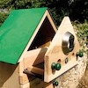 Outdoor Wooden Minibeast Mansion  small