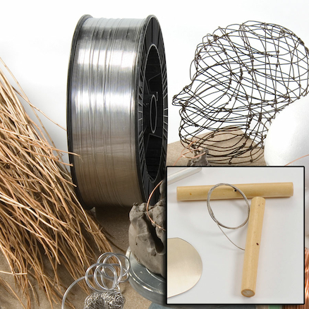Clay Cutting Wire  large