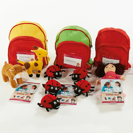 Alice Sharp Take Home Bags Rhyme Time Offer  large