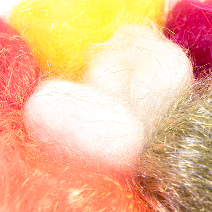 Angelina Fibres Warm Colours 10g 6pk  large