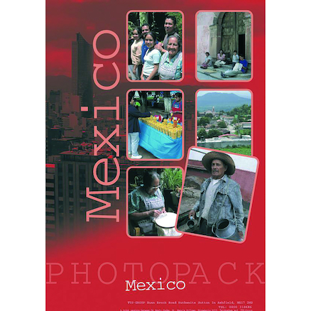Mexico Photopack A4 20pk  large