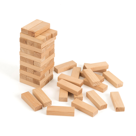 Wooden Stacking Table Game  large