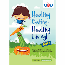 Healthy Eating, Healthy Living Books  medium