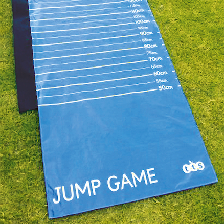 Standing Jump Game Floor and Wall  large