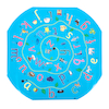 Active World Alphabet Sorting Mat  small