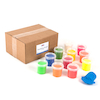 TTS Soft Dough Modelling Tubs Assorted  small