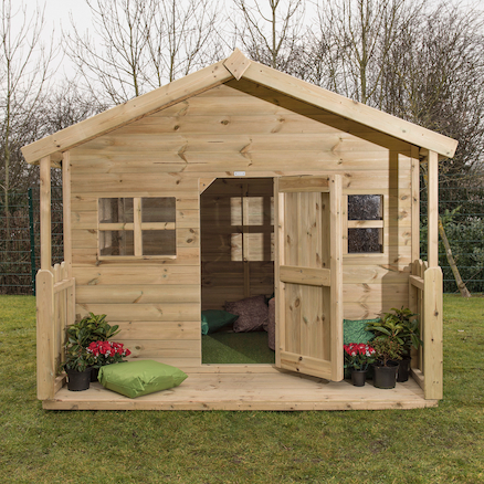 Childrens Outdoor Cottage  large