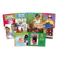 Early Years Equality and Diversity Books 10pk  medium