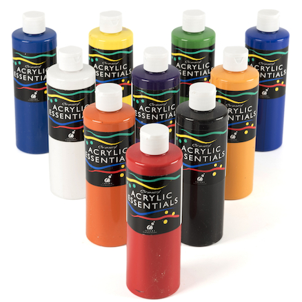 Chromacryl Acrylic Essentials 500ml  large
