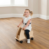 Wooden Any Direction Zoomster Trike  small