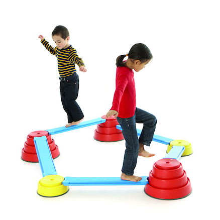Build and Balance Beam Set  large
